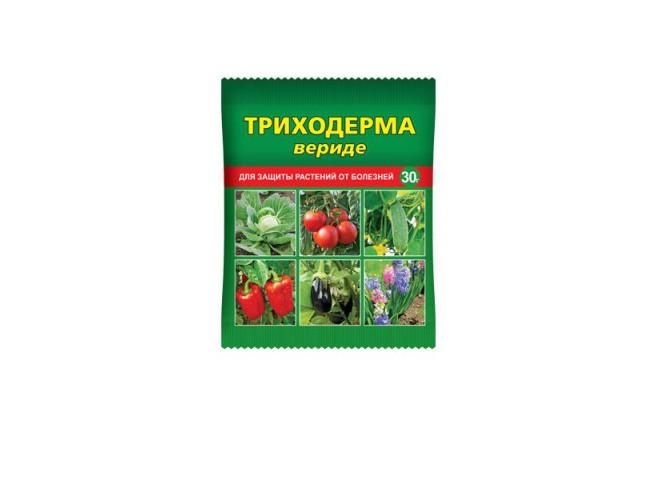 Триходерма вериде пакет 30 гр