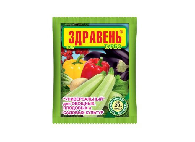 Здравень турбо универсальный пакет 30 гр