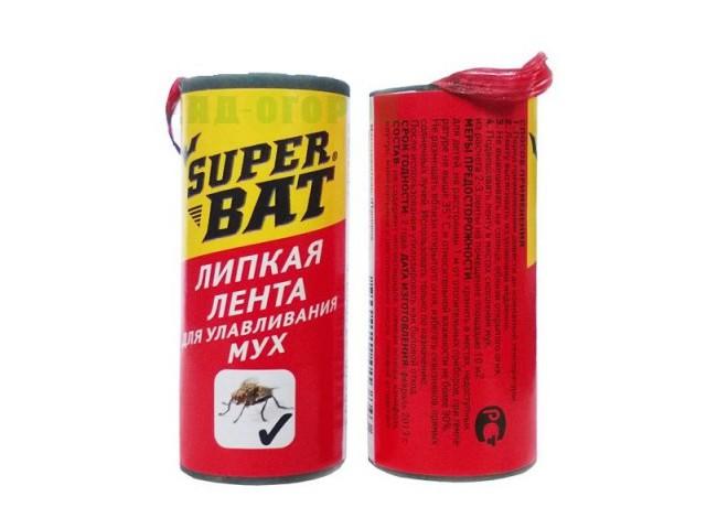 Super bat Мухоловка липкая лента