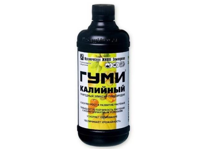 Гуми-20 Калийный 0,5 л