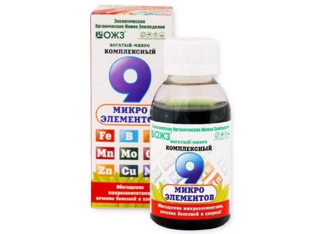 Богатый-микро КОМПЛЕКСНЫЙ 0,1 л