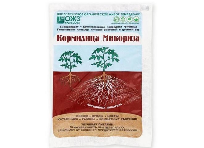Кормилица Микориза для корней универсальная 30 гр