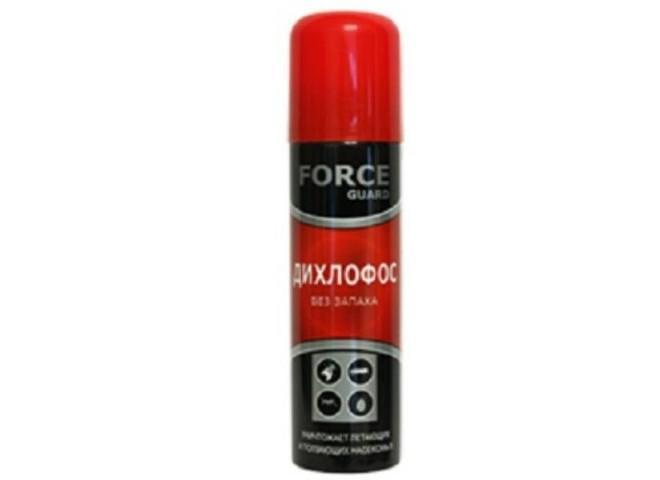Force guard Дихлофос Универсальный  без запаха 600 куб.см  НОВИНКА!