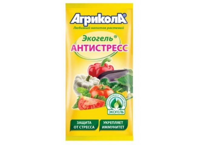 Экогель Агрикола 24 шт по 20 мл антистресс