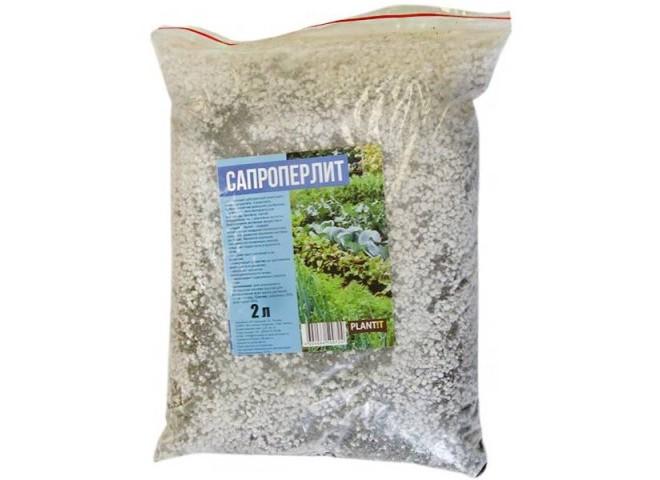 Сапроперлит 2л (0,7 кг) (Сапроперлит+агроперлит)