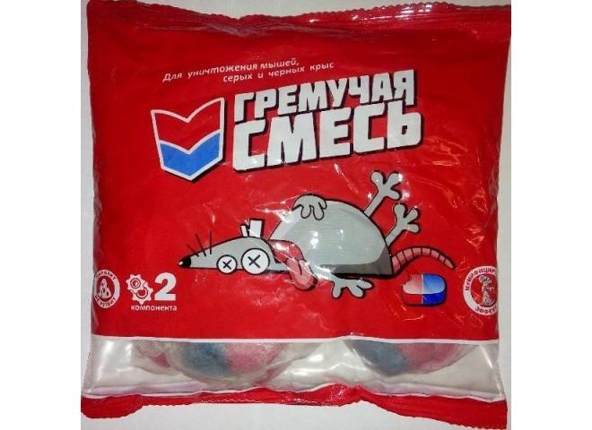Гремучая смесь, пакет 200гр
