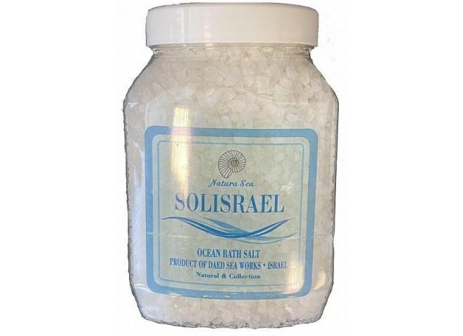 Soliisrael. Соль Мертвого моря для ванн 1000 гр