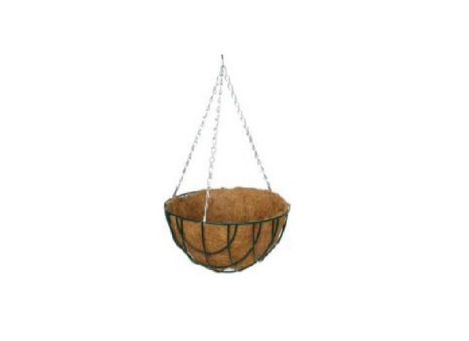 Кашпо коковита подвесное сфера d 30 см