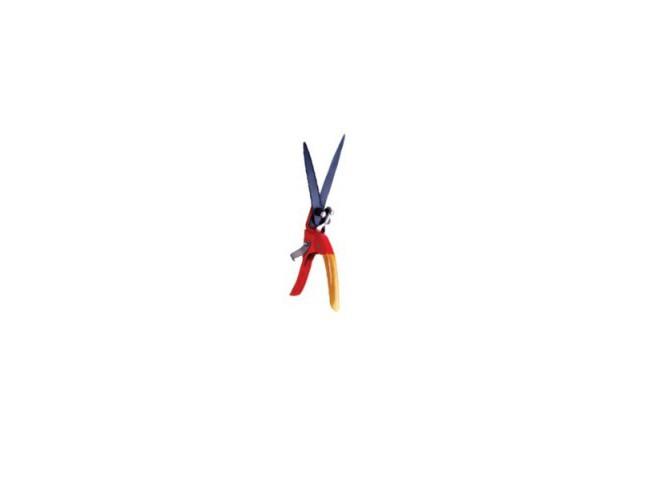 Ножницы для травы садовые с ПВХ