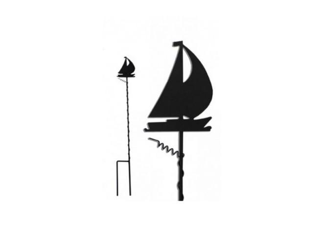 """Поддержка для растений """"Кораблик"""" 72 см"""