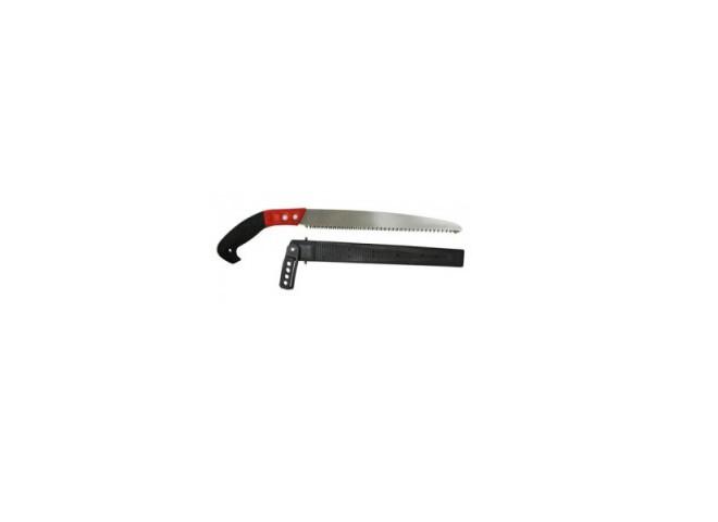 Ножовка садовая с резиновой ручкой