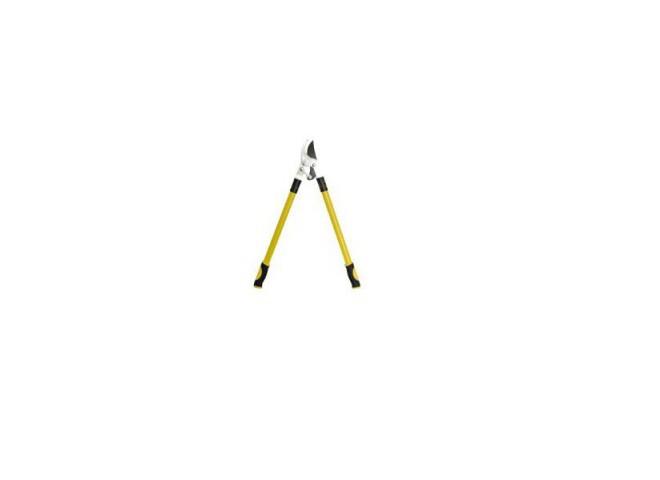 Сучкорез с храповым механизмом и алюминиевыми ручками