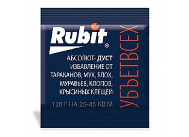 Рубит ДУСТ Абсолют пакет 120г