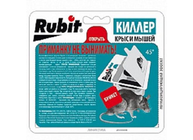 Рубит КИЛЛЕР приманочная станция
