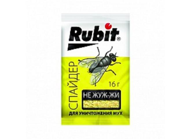 Рубит СПАЙДЕР приманка от мух 16 г