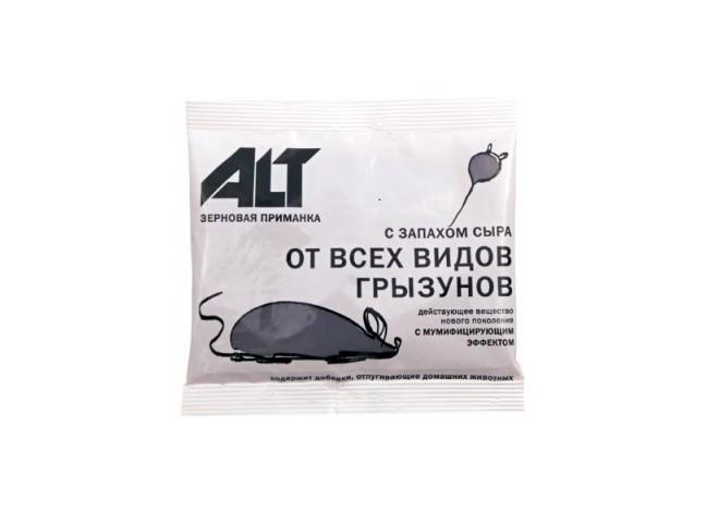 АЛТ МЫШИВОН зерновая приманка с запахом сыра 50 г