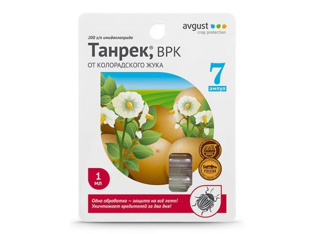 Танрек Упаковка 7x1 мл