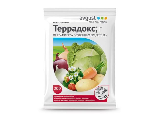 Террадокс Г пакет 200 гр