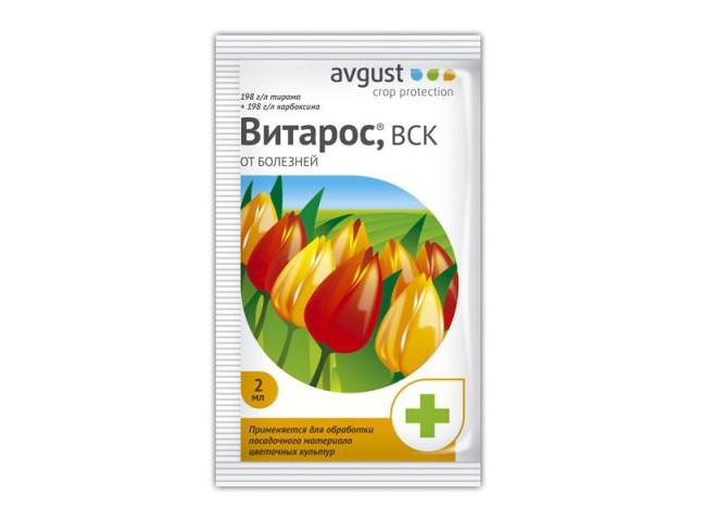 Витарос ампула в пакете 2 мл