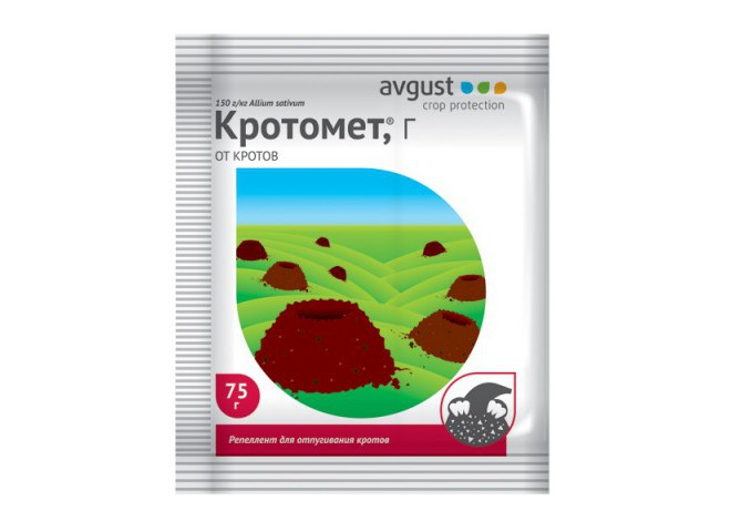 Кротомет пакет 75 гр