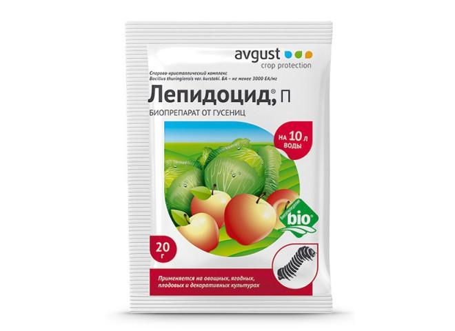 Лепидоцид П пакет 20 гр