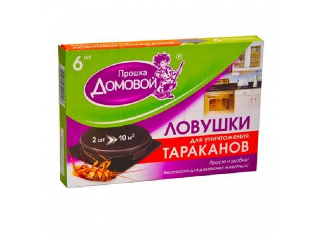 ДОМОВОЙ Приманка от тараканов 6 шт