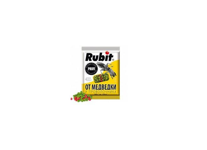 Рубит рофатокс гранулы от медведки и проволочника 3 кг