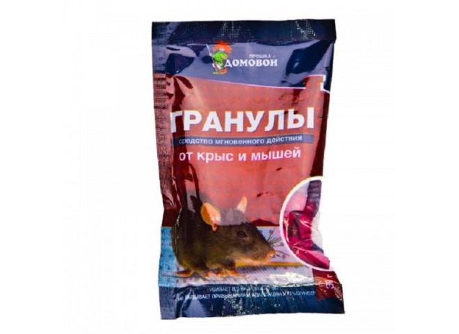 ДОМОВОЙ Приманка в гранулах пакет 30 г