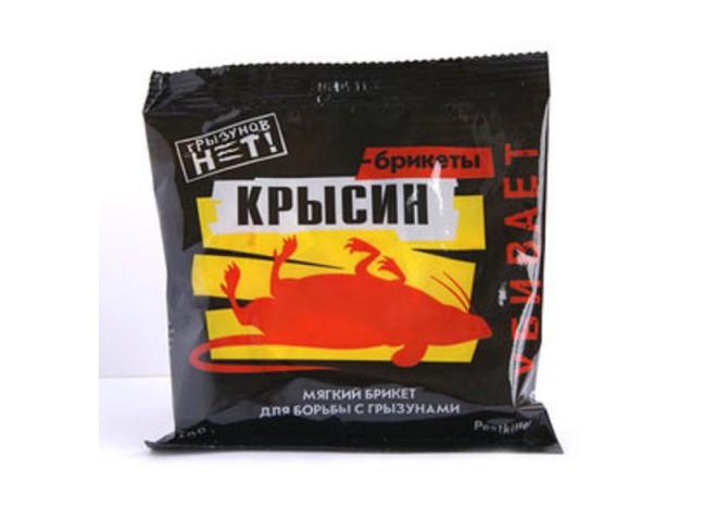 КРЫСИН тесто-брикет 200 г