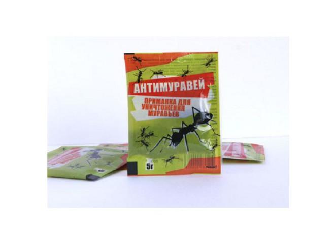 АНТИМУРАВЕЙ приманка от муравьев 20 г