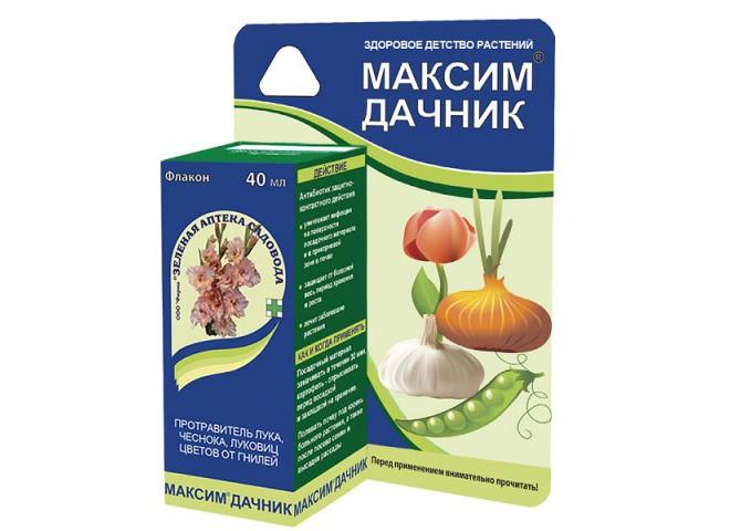 Максим-Дачник флакон с дозатором 40 мл