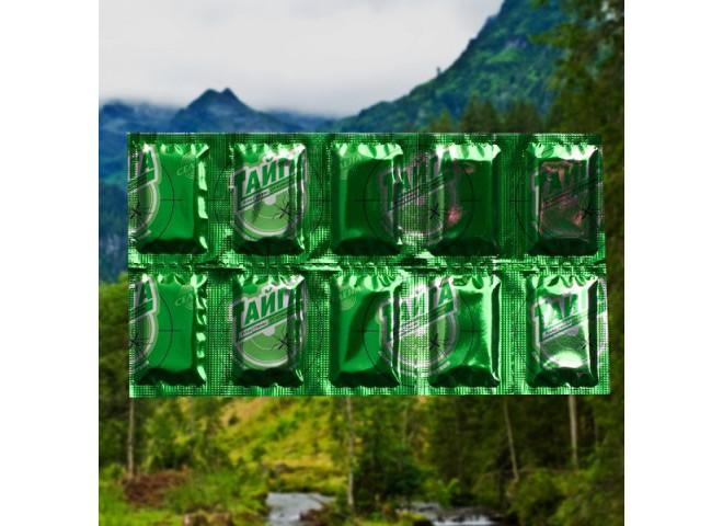 ТАЙГА Пластины от комаров 10 шт