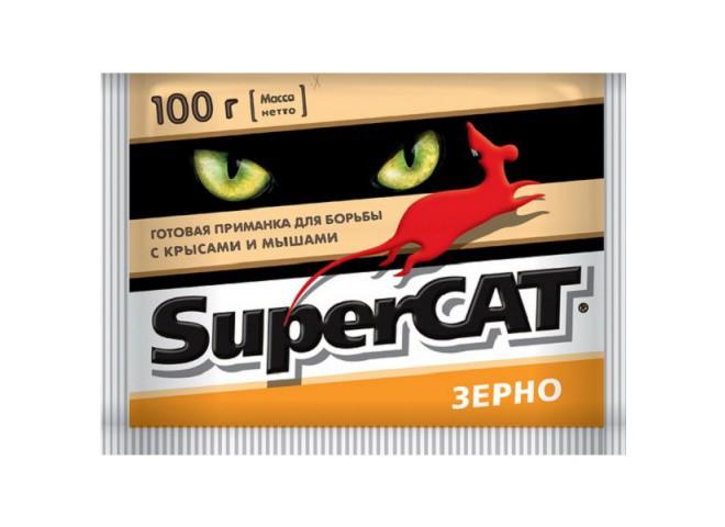 SUPERCAT зерно 100 г