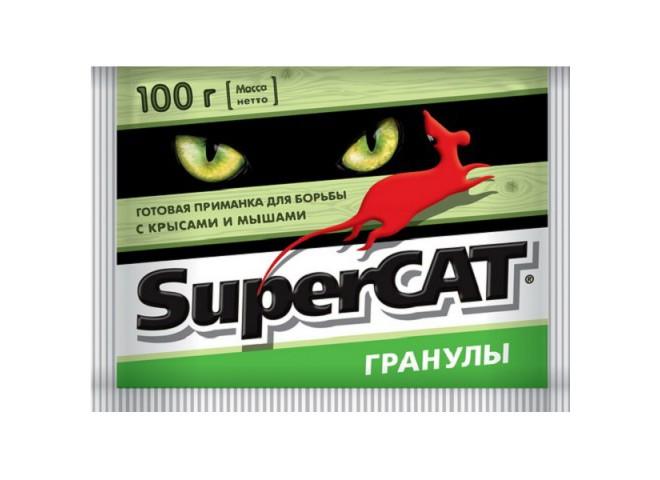 SUPERCAT гранулы 100 г