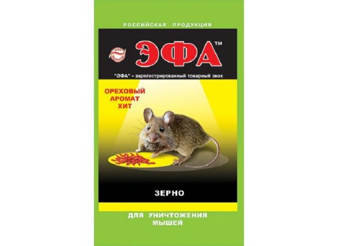 ЭФА Зерно для мышей 40 г