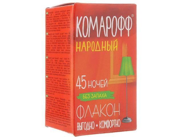 КОМАРОФФ НАРОДНЫЙ Жидкость 30 мл