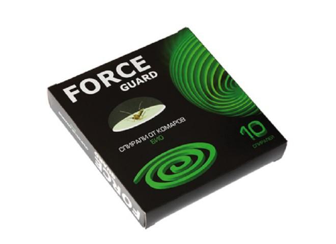 FORCE guard спирали БИО зеленые