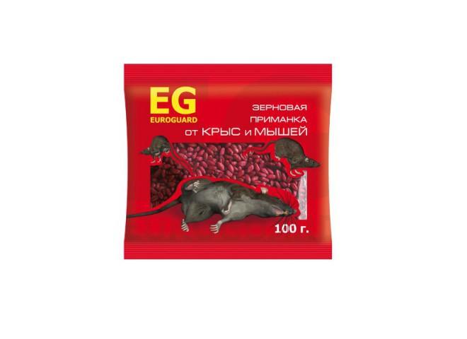 EUROGUARD зерно от крыс и мышей 100 г
