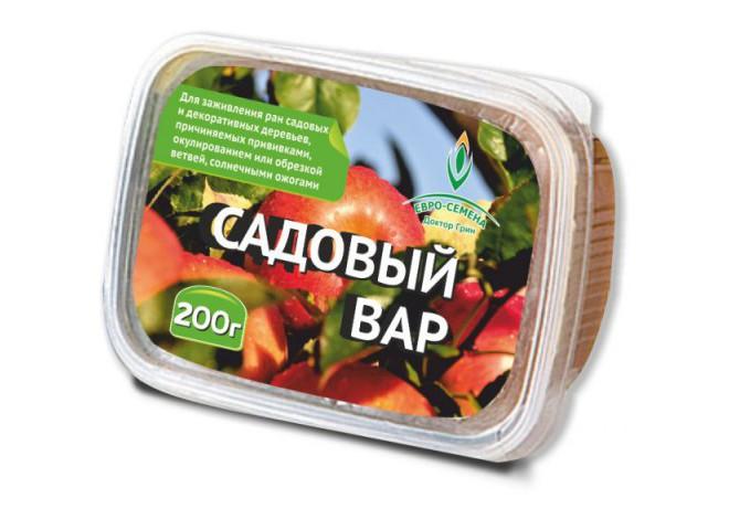 Вар садовый 200 гр (в контейнере)