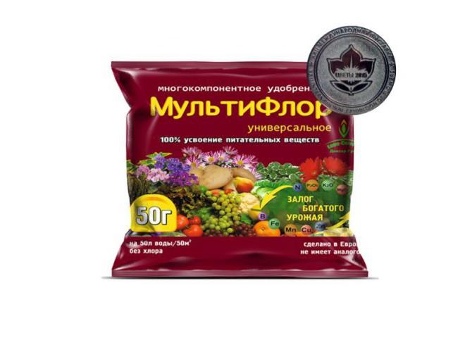 МультиФлор универсальное 50 гр