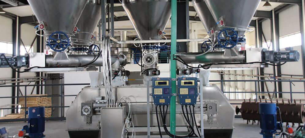 Контактное производство удобрений
